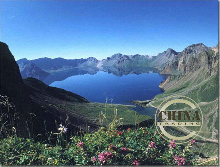 長白山産風景